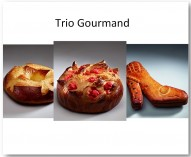 Trio Gourmand